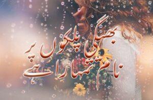 Bheegi Palkon Par Naam Tumhara Hai By Areej Shah | Download Pdf