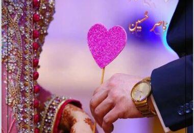 Dulhan Novel by Nasir Hussain | Funny Romantic Urdu Novel