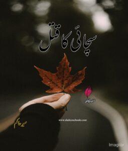 Sachai Ka Qatal Afsana by Meer Hakim
