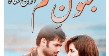 Junoon e Ishqam Novel by Areej Shah